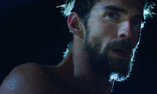 Legendary Swimmer Michael Phelps Does a Final Lap in Latest Under Armour Ad