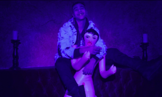 "Watch Ramriddlz Spit Game to a Blow up Doll in the ""Bodman"" Video"