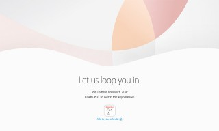 Apple Announces iPhone and iPad Event for Later This Month