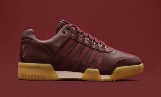 "UBIQ and K-Swiss Update an Iconic Silhouette for ""GSTAAD"" Collaboration"
