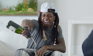 Lil Wayne Pours Champagne on His Galaxy S7 in Funny New Samsung Commercial