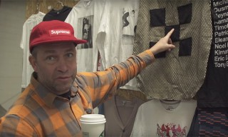 Mark Gonzales Walks You Through His Art Installation at The Boardr