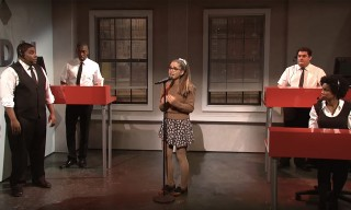 Ariana Grande Mocks TIDAL on 'Saturday Night Live'