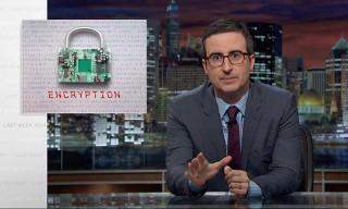 John Oliver Sides With Apple on the FBI Encryption Debate