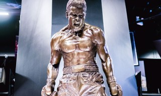 "Muhammad Ali's Career Immortalized in ""I Am The Greatest"" Retrospective Exhibition"