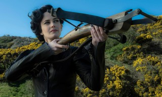 The Trailer for Tim Burton's Latest Film, 'Miss Peregrine's Home for Peculiar Children'