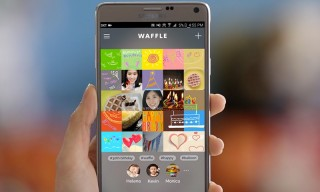Samsung Is Launching a New Social Network Called Waffle