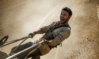 'Ben-Hur' Remake Trailer Looks Like 'Fast and Furious' in Gladiator Times