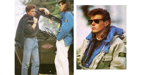 """Italy s Paninaro movement was the first subculture to give Stone Island its  cult status tumblr.com. """" dd2497ea2"""