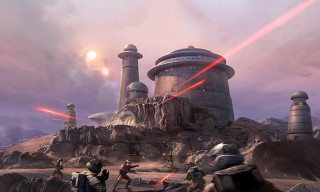 'Star Wars: Battlefront' Outer Rim DLC Gameplay Footage Revealed