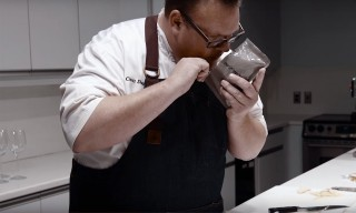 Watch an Award-Winning Chef Cook up NASA Space Food
