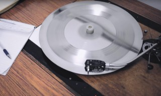 Learn How to Press a Vinyl Record in 60 Seconds