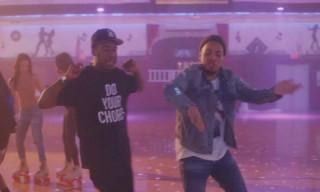 "Domo Genesis, Anderson .Paak & Tyler, the Creator Go Roller Skating in ""Dapper"""