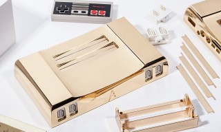This NES Is Made of 24k Gold and Costs $5,000