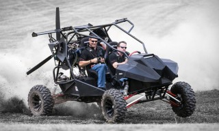 Skyrunner's MK 3.2 Is a Beefed-Up ATV That Can Literally Fly