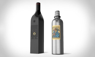 Get Drunk the Intelligent Way With Kuvee's Smart Wine Bottle