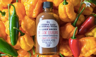 Stussy and Mellow Habanero Come Together on a Gourmet Hot Sauce