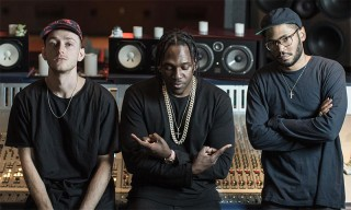 "River Tiber, Pusha T & Kaytranada Ruminate on ""Illusions"" in New Track"