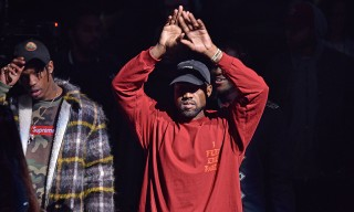 "Kanye West's New Track ""Saint Pablo"" Has Hit the Web"