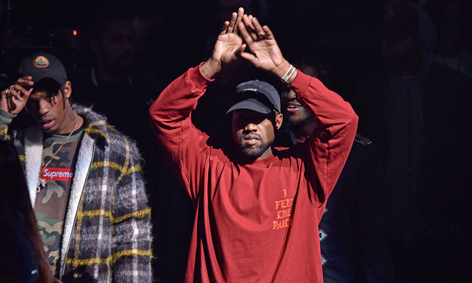 Kanye West S Quot Saint Pablo Quot Has Hit The Web Highsnobiety