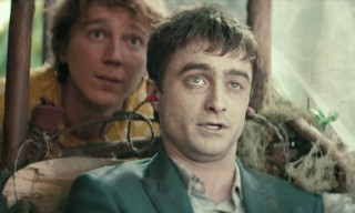 Daniel Radcliffe Plays a Corpse in 'Swiss Army Man'