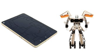 Hasbro and Xiaomi Join Forces to Create Epic Tablet Transformer Robot