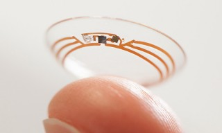 Samsung Is Designing Smart Contact Lenses With Built-In Cameras