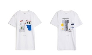 Norse Projects and Artist Daniel Frost Come Together on Tees and Prints
