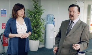 Ricky Gervais Returns in 'David Brent: Life on the Road'