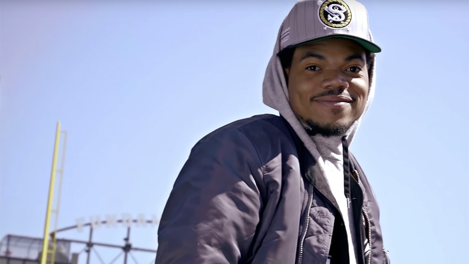 Chance The Rapper Redesigns the Chicago White Sox Hat  e9cd3a1a69d2