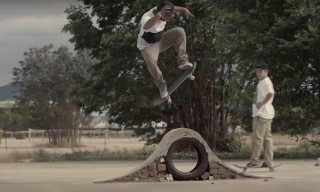 Levi's Tells the Story of Plucky New Zealand Skaters in DIY Build Documentary
