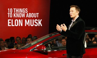 10 Things You Probably Didn't Know About Elon Musk