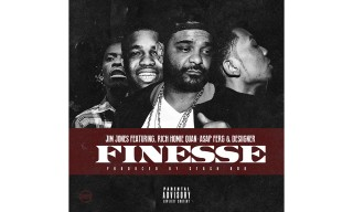 "Jim Jones, Rich Homie Quan, A$AP Ferg & Desiigner ""Finesse"" the Beat on a Fresh Track"