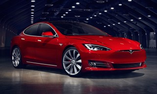 Tesla Finally Gives the Model S a Facelift, Here's Your First Look