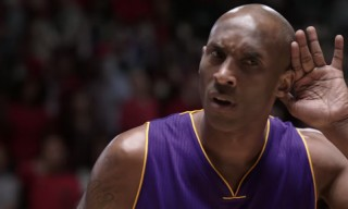 Kobe Bryant Conducts a Crowd of Haters in New Nike Commercial