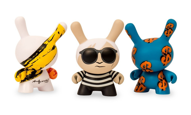 Kidrobot Honors Andy Warhol With New Toys | Highsnobiety