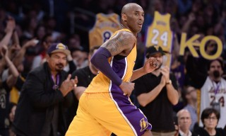 The Life of Mamba: Kobe Bryant Sold $1.2 Million of Merch During Final Game