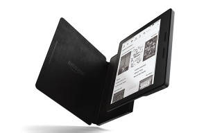 Amazon Launches the Thinnest and Lightest Kindle Ever, the Kindle Oasis