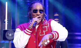 "Watch Future Perform ""Wicked"" on Jimmy Fallon"