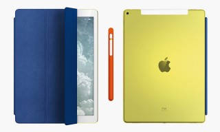 Apple's Sir Jony Ive Creates One-of-a-Kind iPad Accessories for the London Design Museum