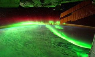 NASA Releases Stunning Aurora Borealis Footage in Ultra-High Definition