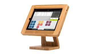 Freeform Woodworks Create Beautiful Wooden iPad Stands