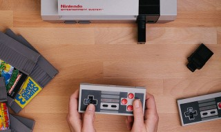 The NES Is Going Wireless for the First Time Ever, Compatible With Next Gen Controllers