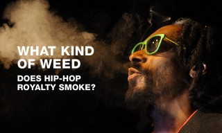 What Kind of Weed Does Hip-Hop Royalty Smoke?