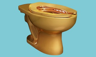 The Guggenheim Museum Is Getting a Solid Gold Toilet