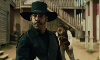 Denzel Washington & Ethan Hawke Kick Old West Ass in 'The Magnificent Seven'