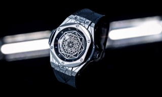 Hublot & Sang Bleu Capture the Art of Tattooing on the Big Bang