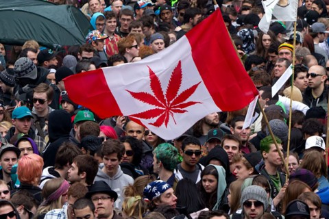 Canada Formally Unveils Plan to Completely Legalize Weed