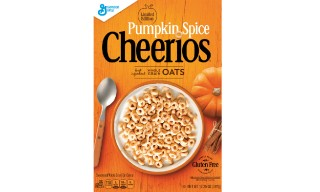 Pumpkin Spice Cheerios Are Now a Thing Because Why Not