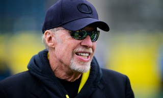 Nike Co-Founder Phil Knight Is Officially Stepping Down as Chairman This Summer